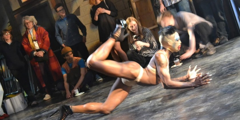 NYU Skirball Presents AUNTS: A Free Immersive Underground Dance Event