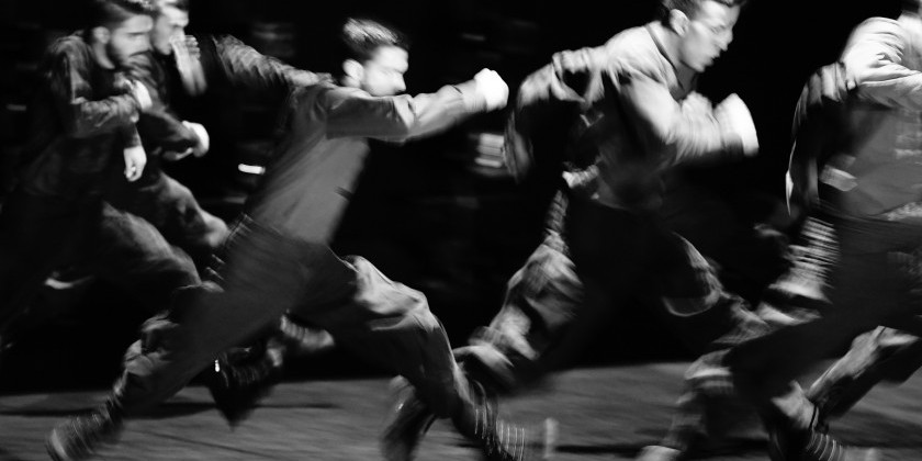 "IMPRESSIONS: BalletBoyz's ""Young Men"" (Acts 1 & 2) at the Joyce Theater"
