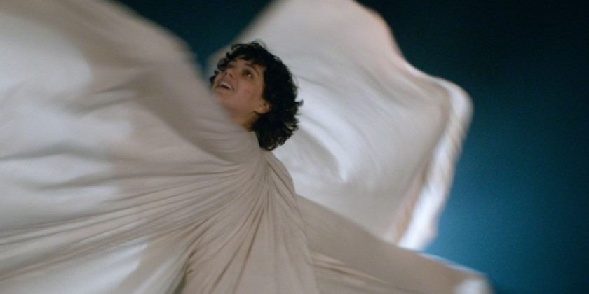 "Impressions of: The Film ""The Dancer"" about Loie Fuller and Choreographed by Jody Sperling"