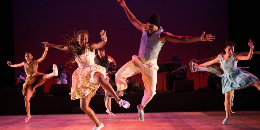 Dorrance Dance at The Joyce Theater
