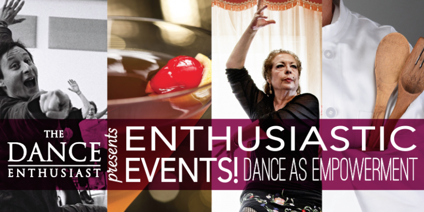 Purchase Your Tickets! Join Us! DANCE AS EMPOWERMENT an Enthusiastic Event! On April 7th, 2015