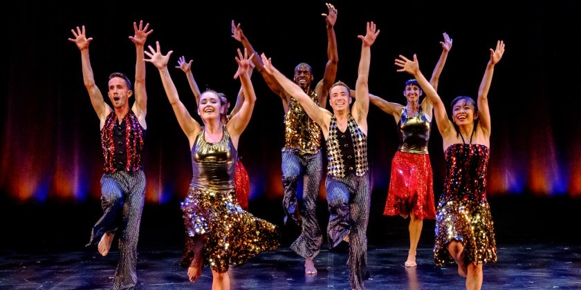 "Daniel Gwirtzman Dance Company's ""Welcome To The World of Dance: A Family Show"""