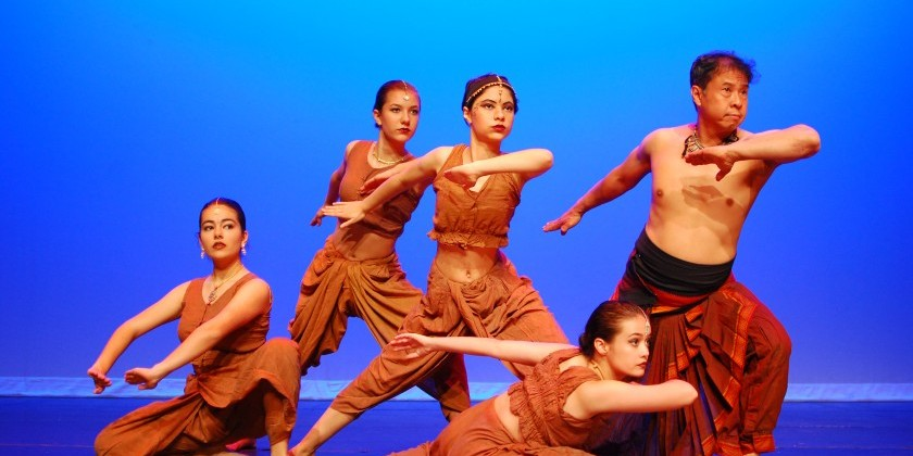 WASHINGTON, DC: Devi Dance Theater @ Dance Place