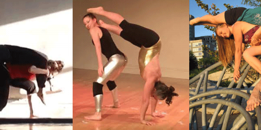 ThisBodyTumbles: Creative/Social Acrobatics for Adults led by Diane Tomasi