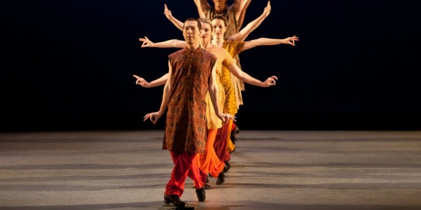 Darrah Carr Dance: Step Dance Suite, Three Interludes and Dingle Diwali