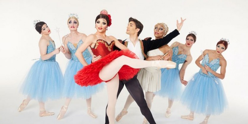 Les Ballets Trockadero de Monte Carlo at The Joyce Theater