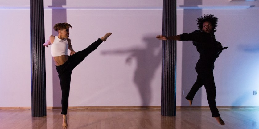 "Impressions of Gina Gibney's ""Duet"""