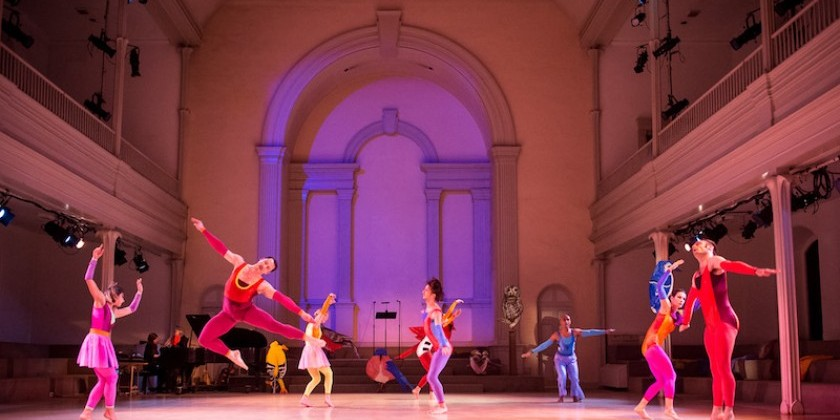 "Impressions of Douglas Dunn + Dancers' ""Antipodes"" at Danspace Project"