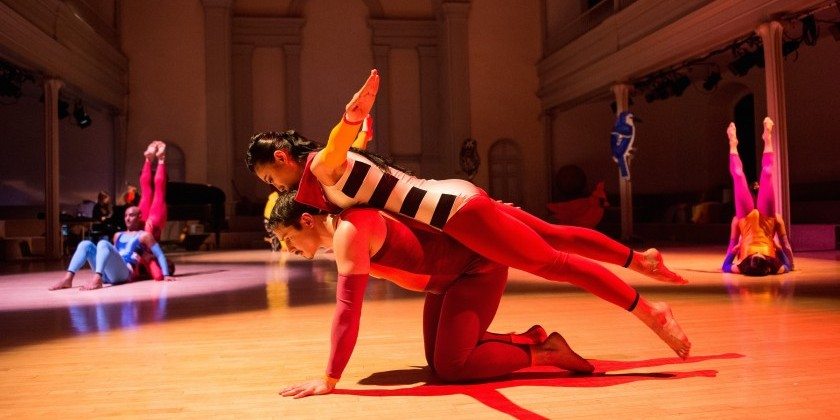 "Douglas Dunn + Dancer's ""Antipodes"" Proves to be Striking in More Ways than One"