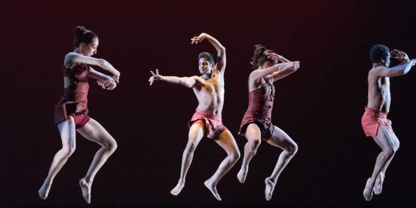 Impressions (The Dance Enthusiast's Brand of Review) of Battery Dance's 40th Anniversary Season