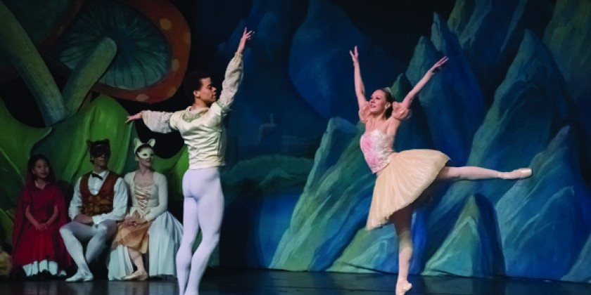 TARBORO, NORTH CAROLINA: New York Theatre Ballet to Perform on March 22, 2018