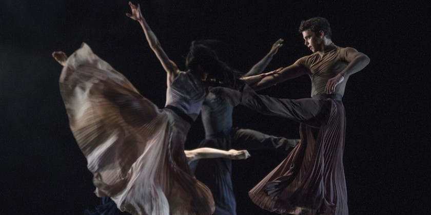 Thoughts On Martha Graham Dance Company at The Joyce