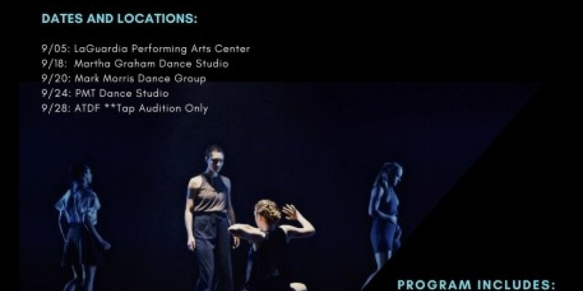 Mare Nostrum Elements holds the Emerging Choreographer Series 2018 - Audition