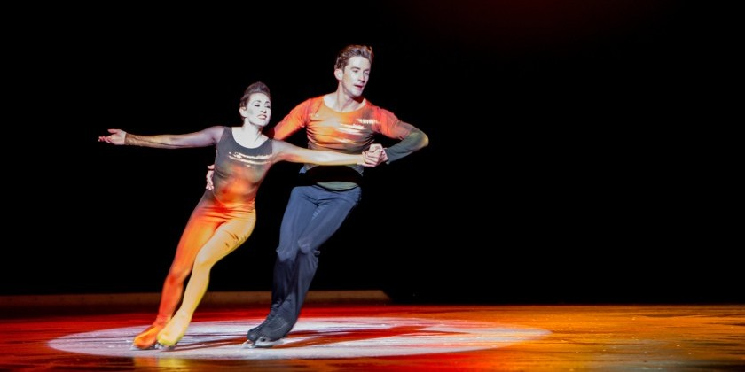 Ice Dance International Becomes The First Ice Skating Company to Dance At Jacob's Pillow