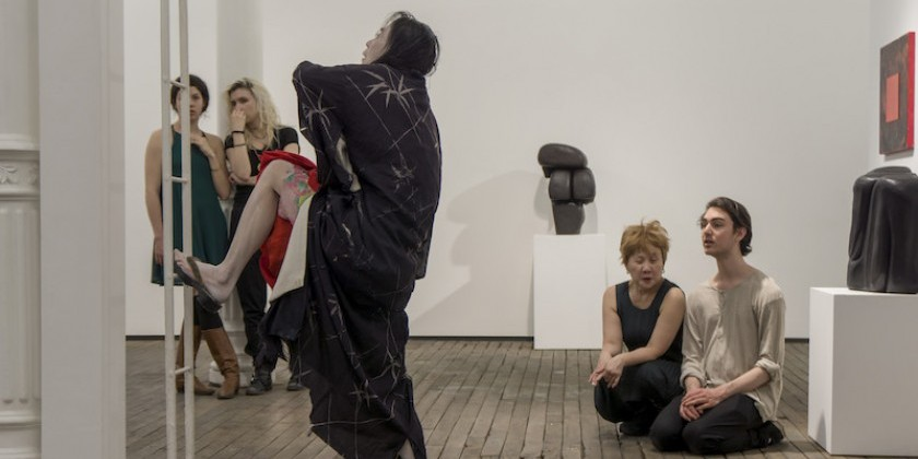Eiko Otake: A Body in Places - Part III