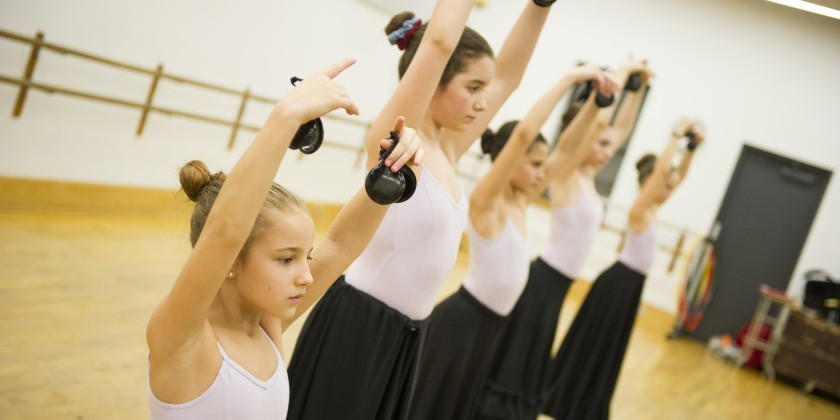 ELEVATE! Summer Dance Boot Camp, July 9-13, 2018 (ages 9-18)