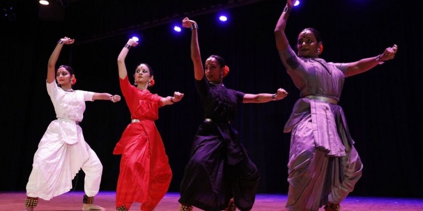 Jiva Dance presents the World Premiere of THE FOUR HORSEMEN