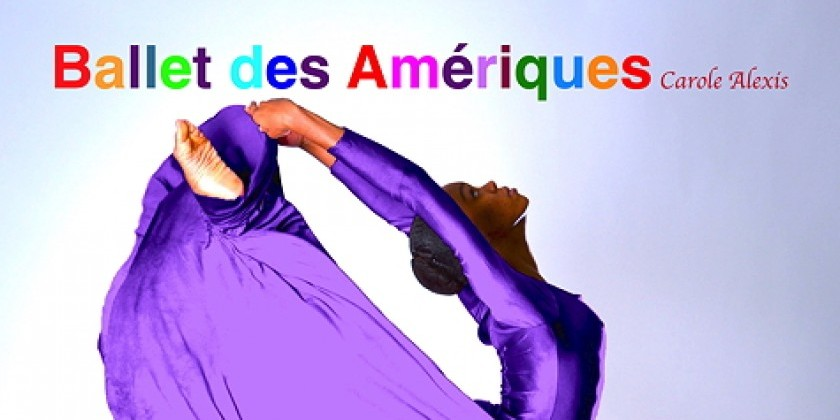 Ballet des Amériques in an Evening of Dance in Port Chester