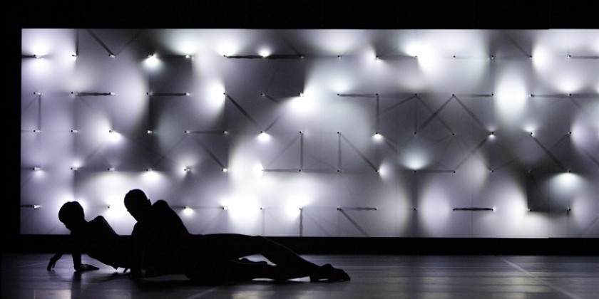 "Impressions from San Francisco of Wayne McGregor's ""FAR"""