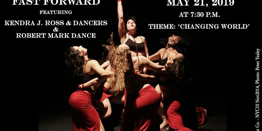 Fast Forward Dance Series - May 21, 2019