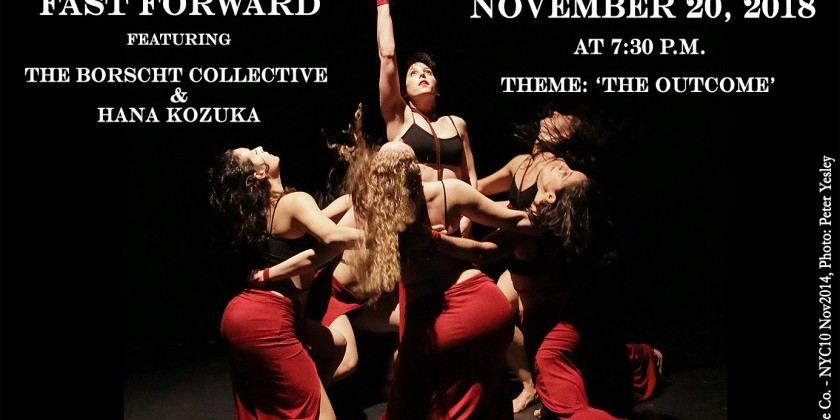 Fast Forward Dance Series - November 20, 2018