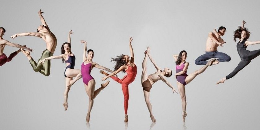 FJK DANCE RETURNS TO  NEW YORK LIVE ARTS - SEASON 2017