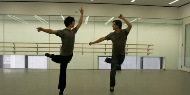 A Day in the Life: With Teacher and Choreographer David Fernandez (including Dance Enthusiast Minute Video).