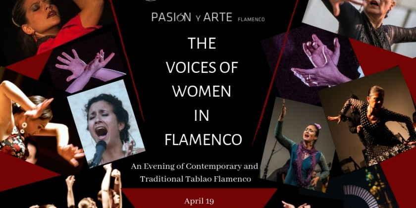 PHILADELPHIA, PA: The Voices of Women in Flamenco
