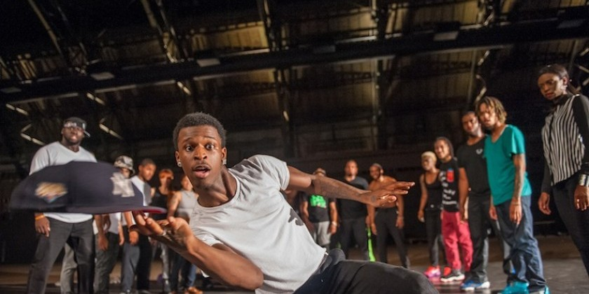 Impressions of FLEXN at Park Avenue Armory