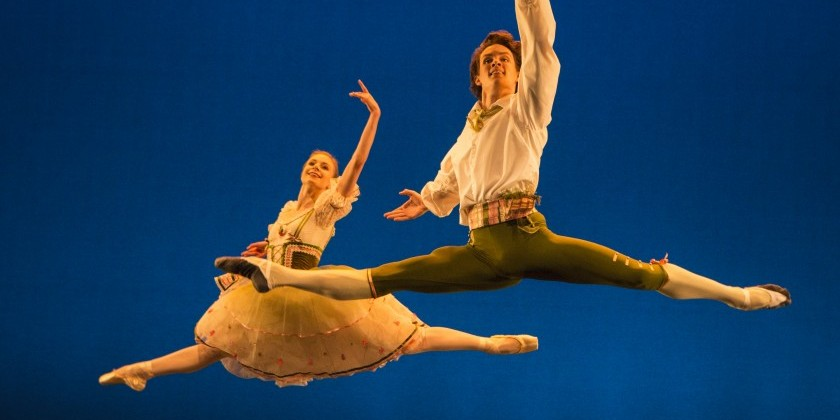 Impressions of: ROYAL DANISH BALLET at The Joyce Theater