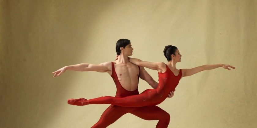 Works & Process at the Guggenheim: The Washington Ballet: Julie Kent with Dana Genshaft & Ethan Stiefel