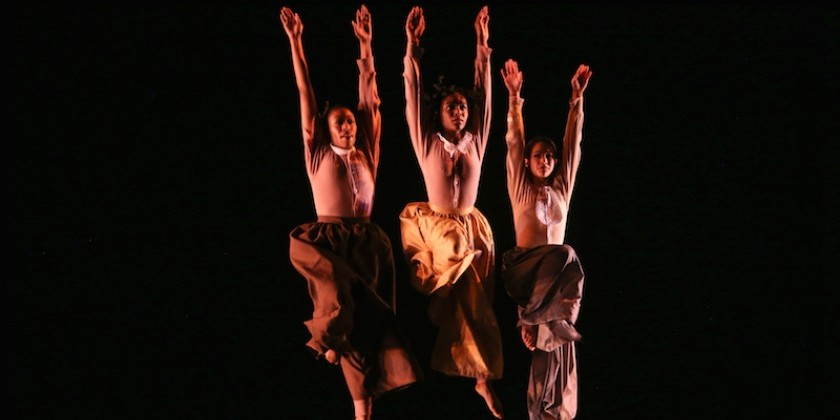 IMPRESSIONS: Garth Fagan Dance at The Joyce Theater