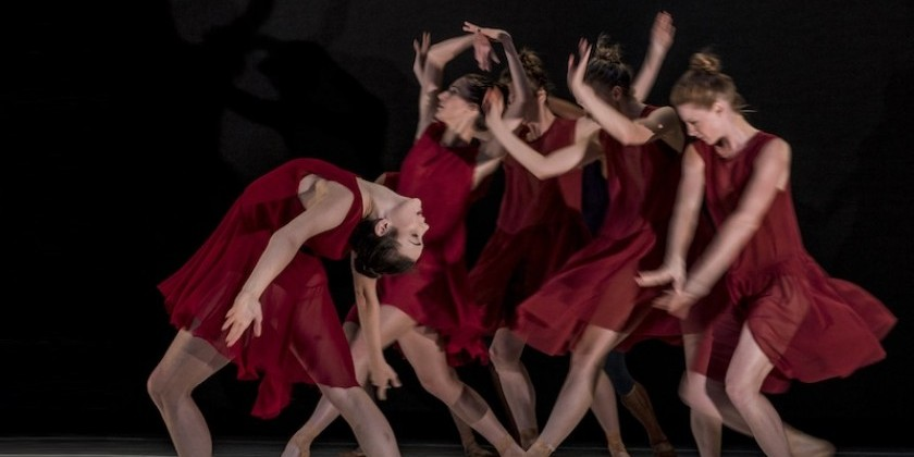 IMPRESSIONS: The Joyce's Ballet Festival with Emery LeCrone, Claudia Schreier, Jeffrey Cirio, Gemma Bond and Amy Seiwert