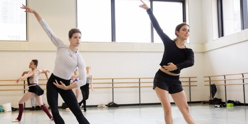 Artist Activated: Gianna Reisen, New York City Ballet's Youngest Choreographer Ever, A Historic Moment at an Uncertain Time