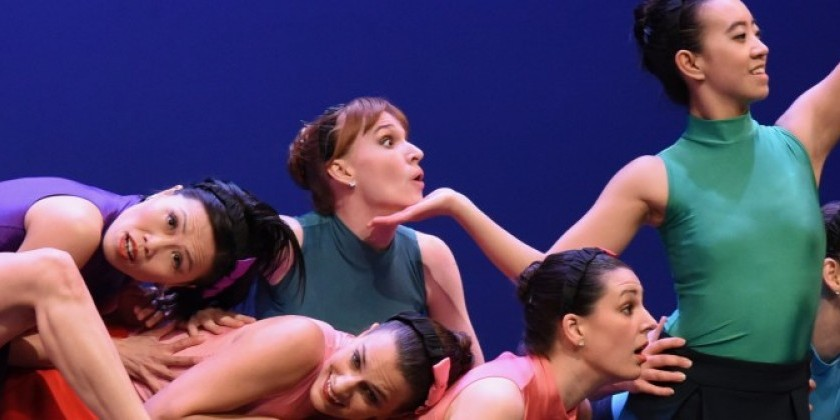 "WASHINGTON, DC: Gin Dance Company presents ""Phenomena"" at the Atlas INTERSECTIONS Festival"