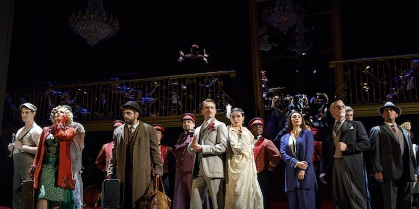 "IMPRESSIONS: ""Grand Hotel,"" The Musical by Encores! at New York City Center"