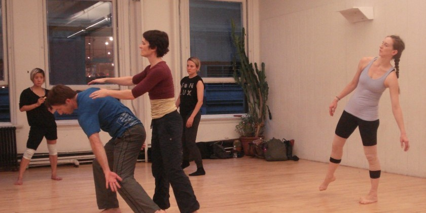 The Dance Enthusiast Hits The Streets To Find GroundWorks Dance Theater + Gibney Dance in Residency