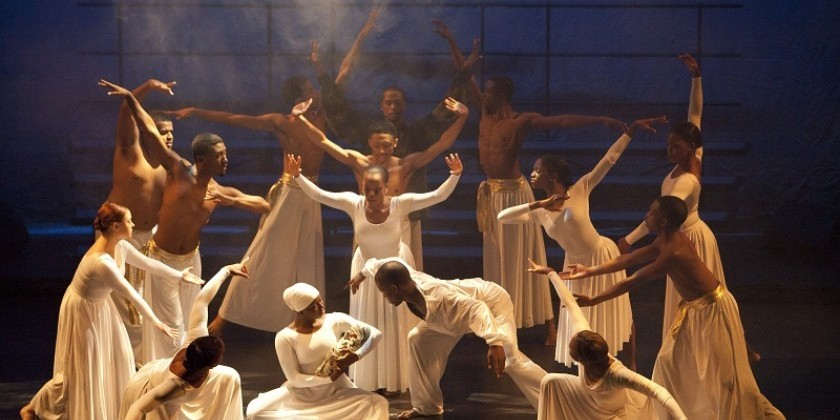 "The Dance Enthusiast (Philadelphia) Asks Eleone Dance Theatre about ""Carols In Color"""