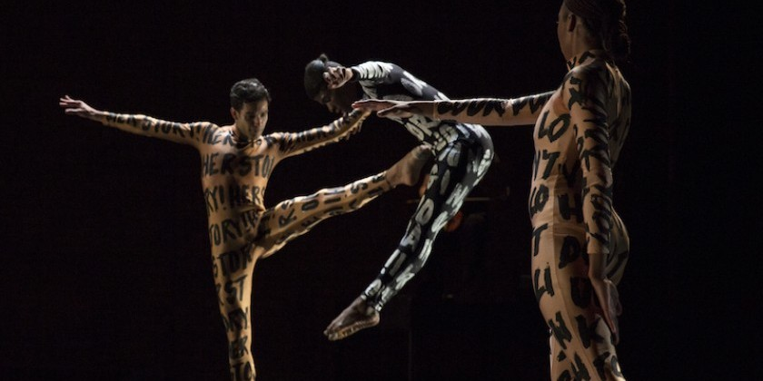 "IMPRESSIONS: Stephen Petronio Company in ""Wild Wild World,"" ""Hardness 10,"" and Merce Cunningham's ""Signals"" at The Joyce Theater"