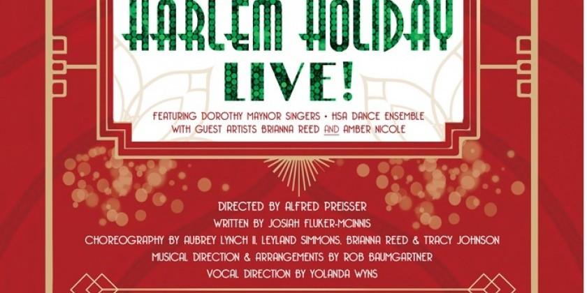 HARLEM HOLIDAY LIVE