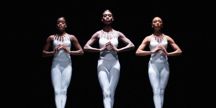 Dance Up Close to The Dance Theatre of Harlem
