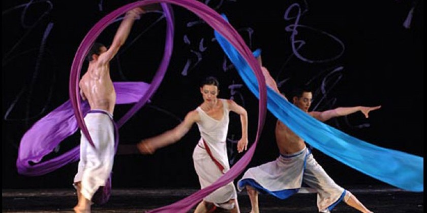 HACKETTSTOWN, NJ: NAI-NI CHEN DANCE COMPANY in residence at Centenary Stage Company