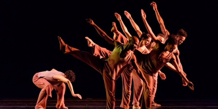 IMPRESSIONS: Garth Fagan Dance at The Joyce