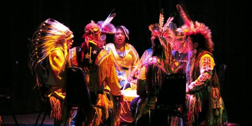 learn how to dance pow wow