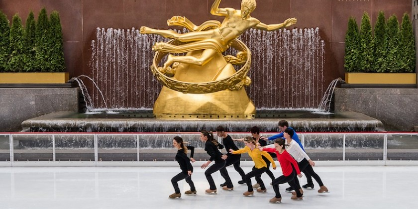 A Brief Impression of  Ice Theatre of New York