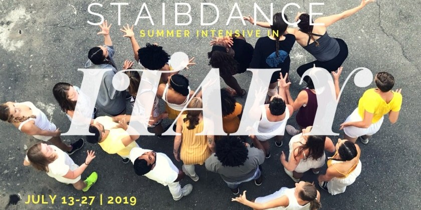 SORRENTO, ITALY: Staibdance Summer Intensive