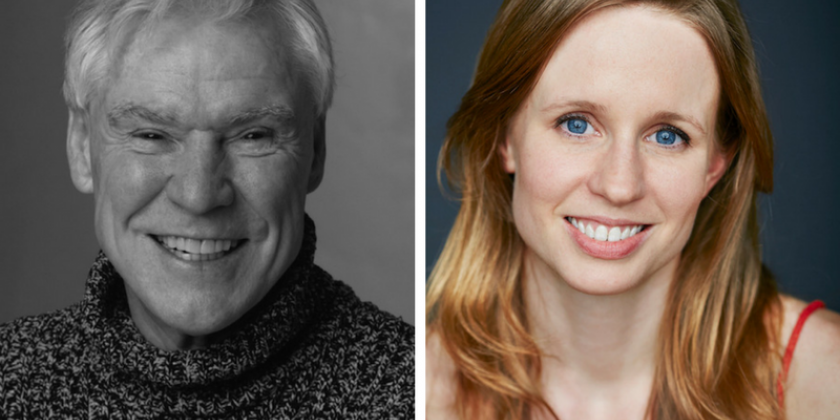 A Dance Enthusiast's A to Z: D is for Jacques d'Amboise and Kristin Draucker