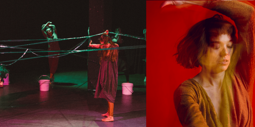 Take Root Presents: Brianna Taylor/Confluence Performance Project & Marion Spencer