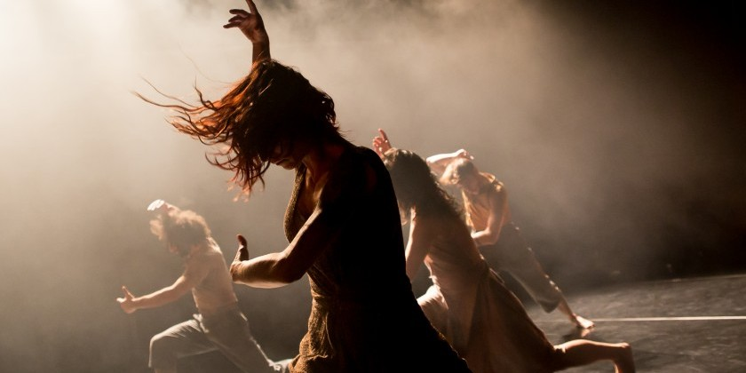 Dance News: Aakash Odedra's #JeSuis Spring Tour Dates In The UK