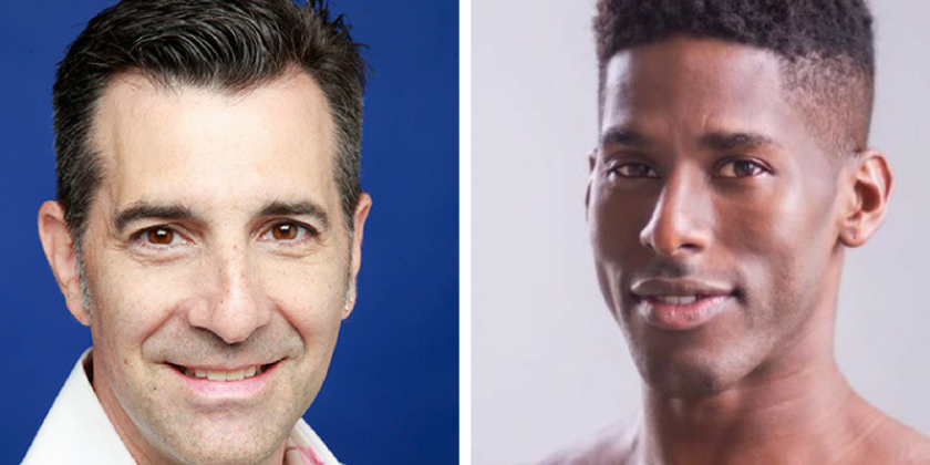 A Dance Enthusiast's A to Z: K is for Jeffrey Kazin and Lloyd Knight